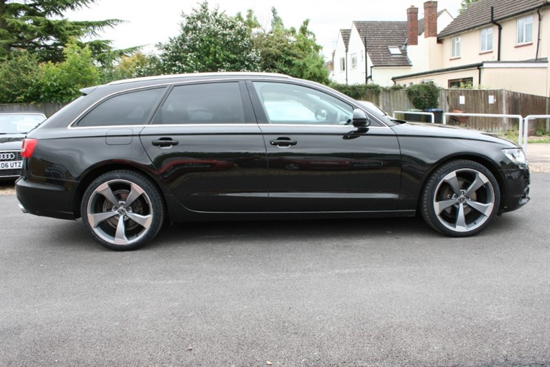 used Audi A6 Avant 3.0 TDI AVANT in cambridge