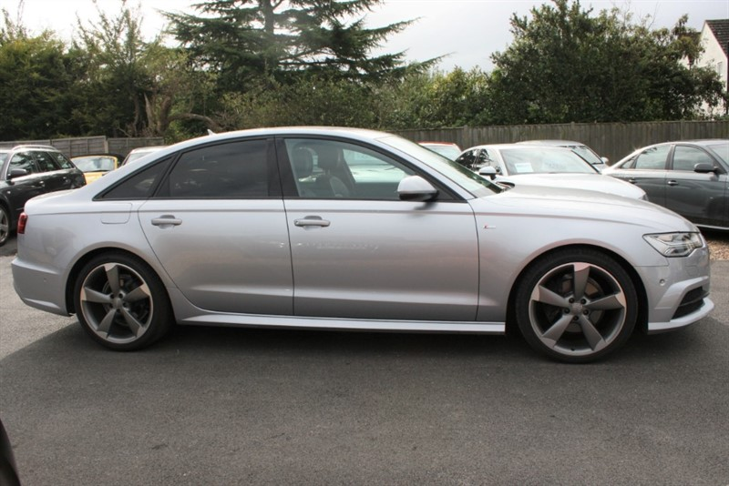 used Audi A6 2.0 TDI ULTRA S LINE BLACK ED in cambridge