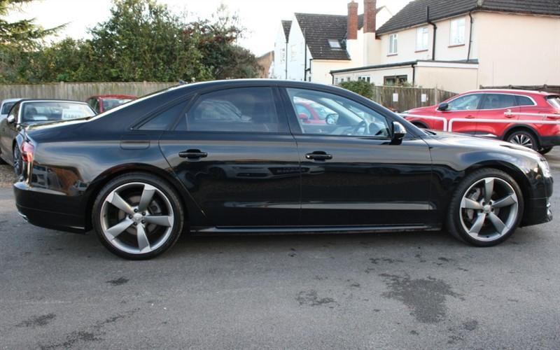 used Audi A8 3.0 TDI QUATTRO BLACK EDITION in cambridge