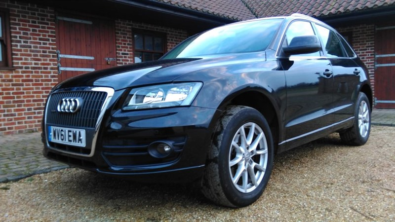 used Audi Q5 2.0 TDI QUATTRO SE in cambridge