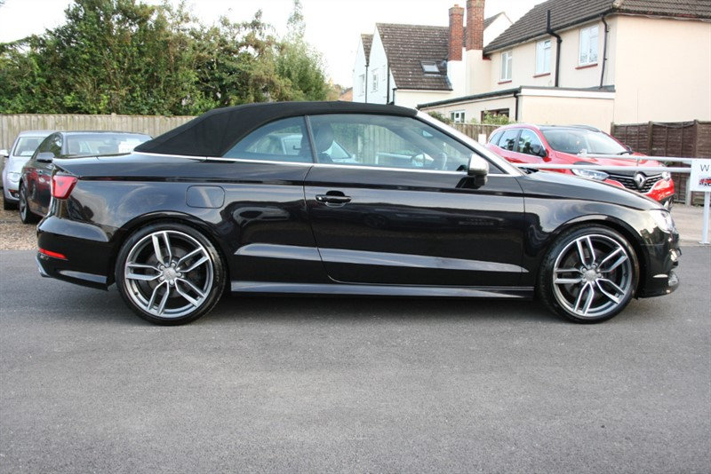 used Audi S3 2.0 TFSi QUATTRO in cambridge