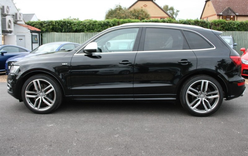 used Audi SQ5 3.0 TDI QUATTRO in cambridge