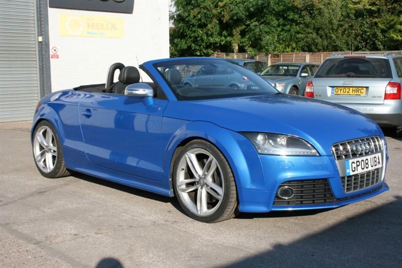 used Audi TT 2.0 TTS TFSI QUATTRO in cambridge