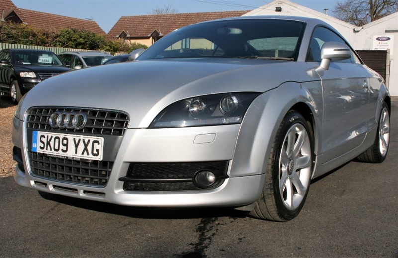 used Audi TT 2.0 TFSI in cambridge