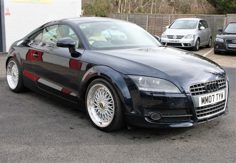 used Audi TT 2.0 TFSI DSG in cambridge