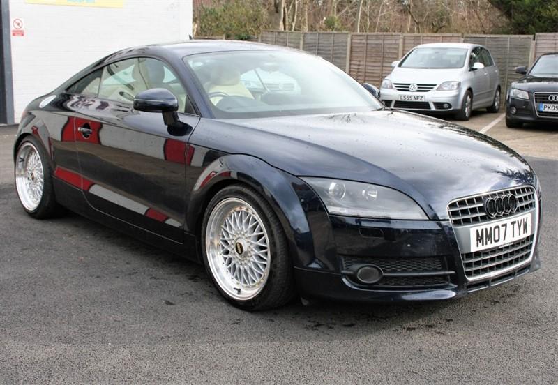 used Audi TT 2.0 TFSI DSG in cambridge