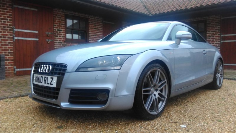 used Audi TT TT TFSI S LINE SPECIAL EDITION in cambridge