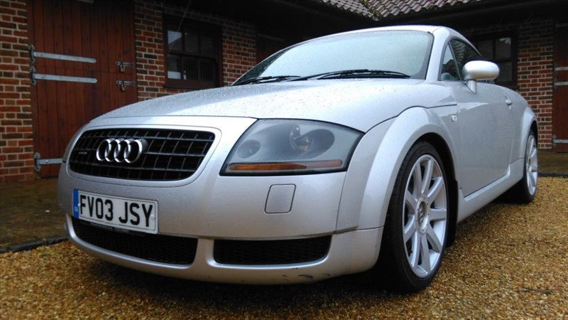 used Audi TT QUATTRO in cambridge