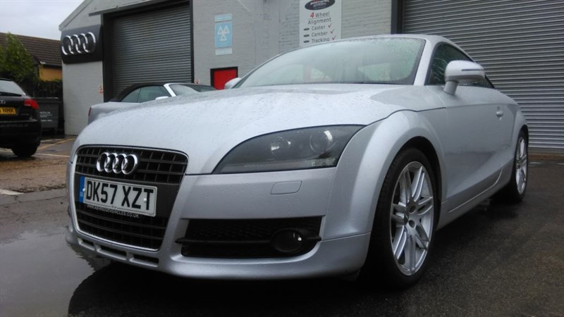 used Audi TT 2.0 TFSI in cambridge