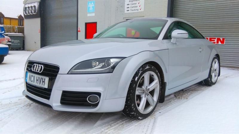 used Audi TT 2.0 TFSI QUATTRO SPORT AUTO in cambridge