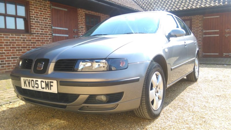 used SEAT Leon 1.6 SX in cambridge
