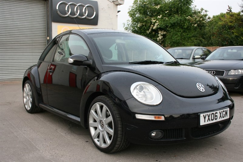 used VW Beetle 1.6 LUNA 8V in cambridge