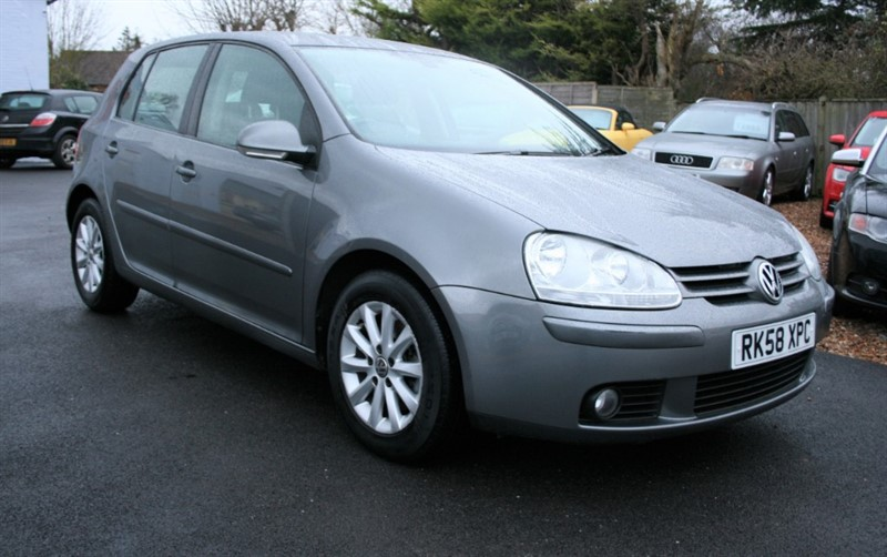 used VW Golf 1.4 MATCH TSI in cambridge