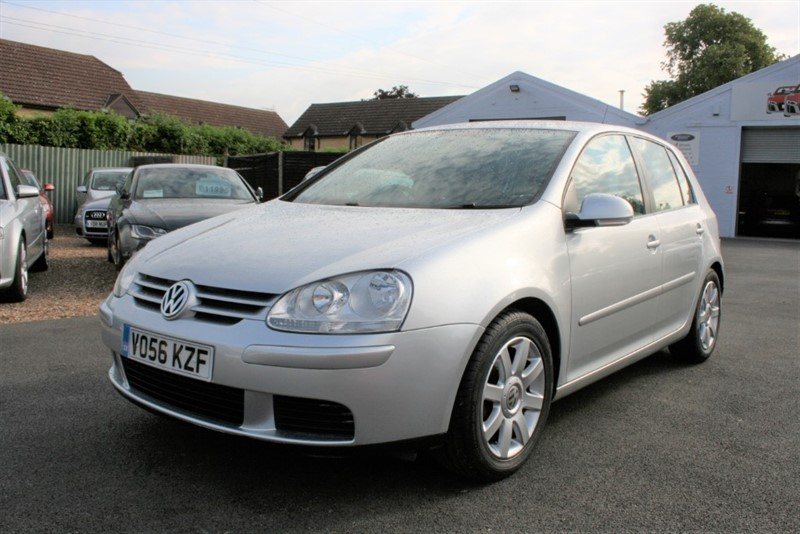 used VW Golf 1.6 SPORT FSI (115BHP) in cambridge