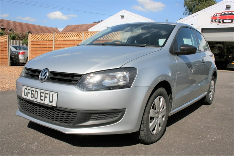 used VW Polo 1.2 S AC in cambridge