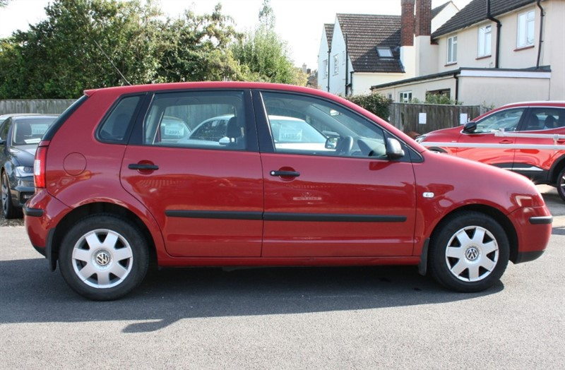 used VW Polo 1.2 TWIST in cambridge