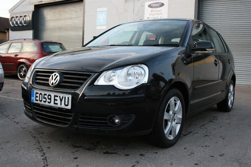 used VW Polo 1.2 MATCH (60BHP) in cambridge