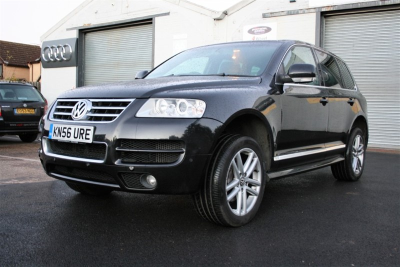 used VW Touareg 3.0 V6 TDI ALTITUDE in cambridge