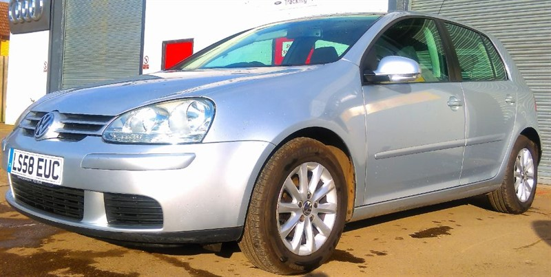 used VW Golf 1.6 FSI MATCH in cambridge