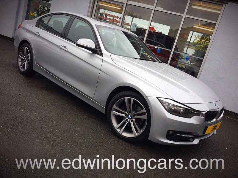 used BMW 320d SPORT in newtownards-county-down