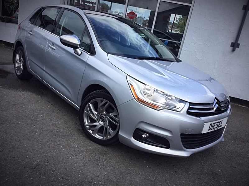 used Citroen C4 HDI SELECTION in newtownards-county-down