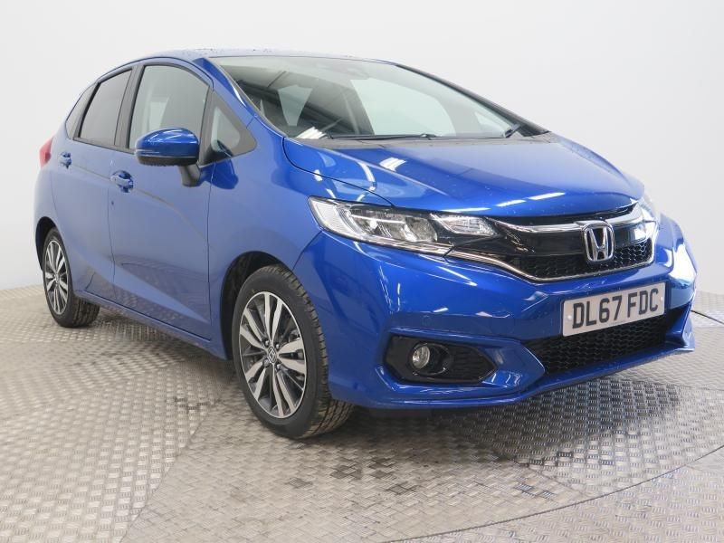 used Honda Jazz I-VTEC EX in newtownards-county-down