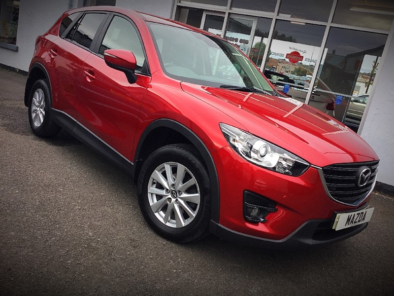 used Mazda CX-5 D SE-L in newtownards-county-down