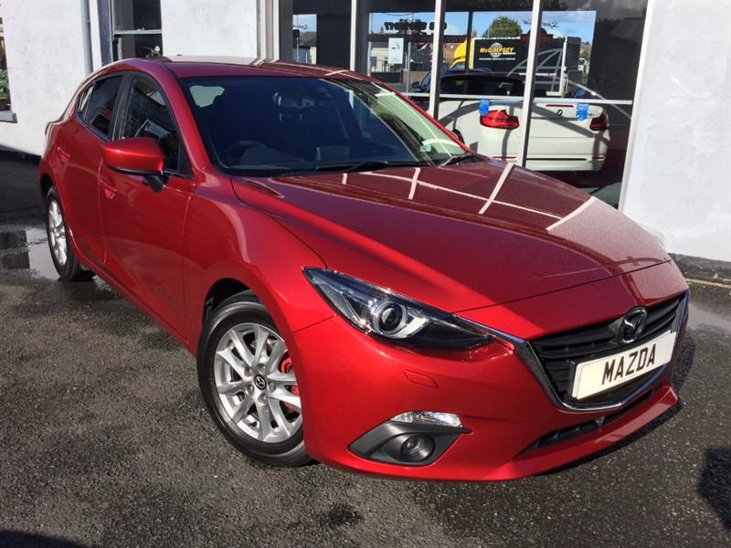 used Mazda Mazda3 SE-L in newtownards-county-down