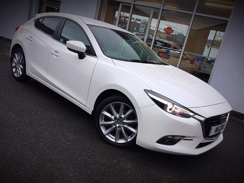 used Mazda Mazda3 SPORT NAV in newtownards-county-down