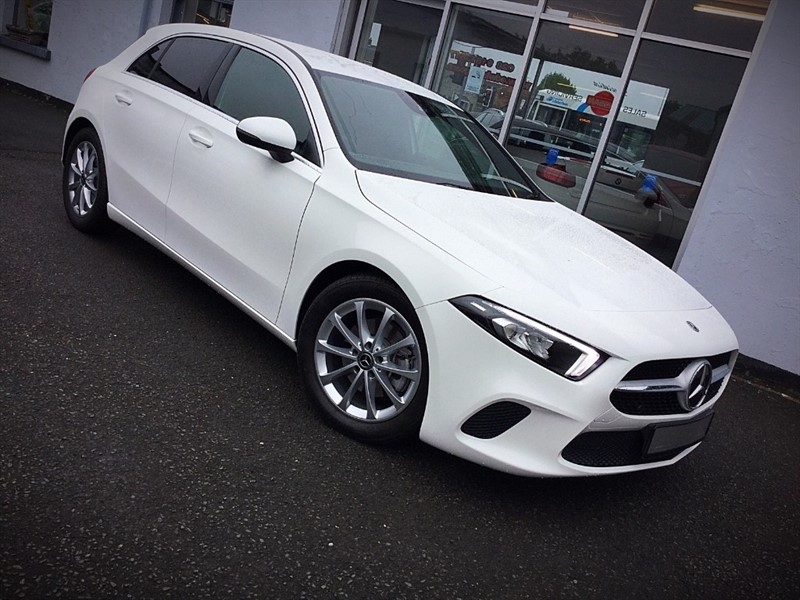 used Mercedes A200 SPORT in newtownards-county-down