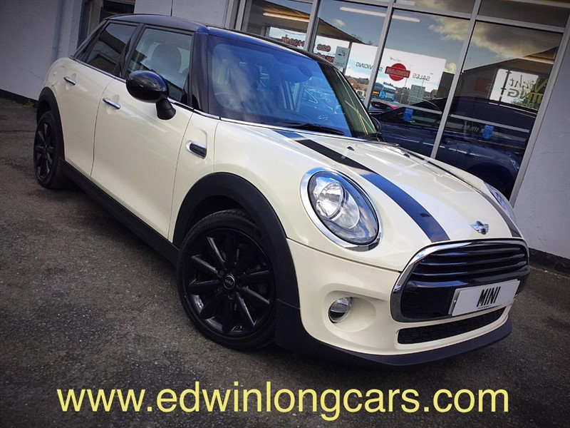 used MINI Cooper COOPER D in newtownards-county-down