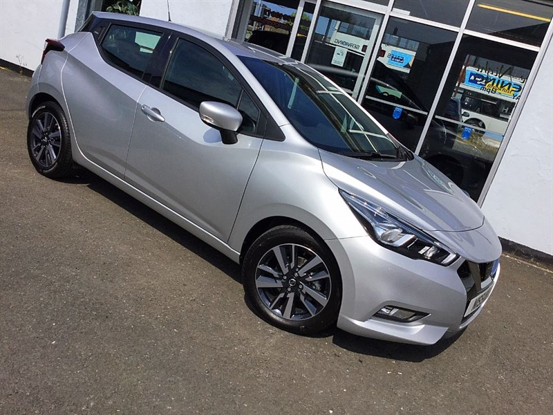 used Nissan Micra Acenta Vision Pack in newtownards-county-down