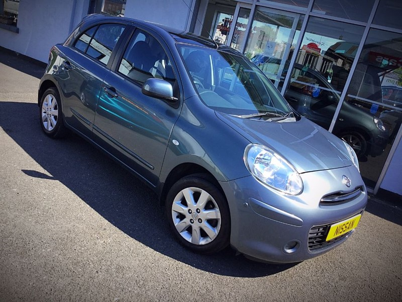 used Nissan Micra 1.2 DIG - S in newtownards-county-down
