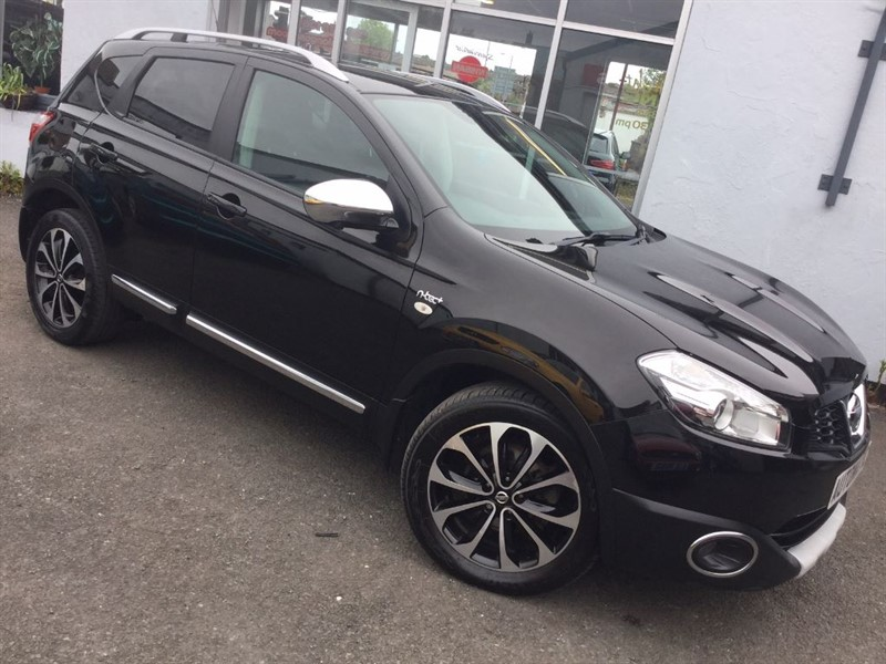 used Nissan Qashqai 2.0 DCi N-Tec+ AUTO 4X4 in newtownards-county-down