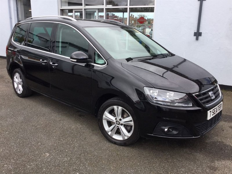 used SEAT Alhambra TDI ECOMOTIVE SE in newtownards-county-down