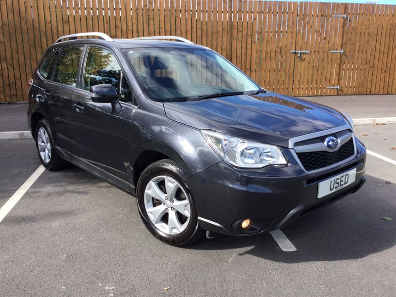 used Subaru Forester 2.0d XC in newtownards-county-down