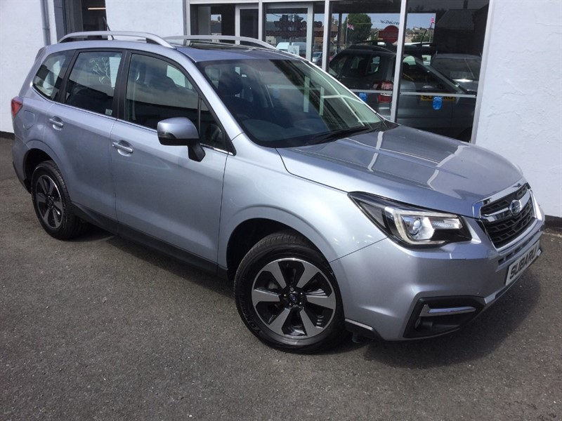used Subaru Forester I XE in newtownards-county-down