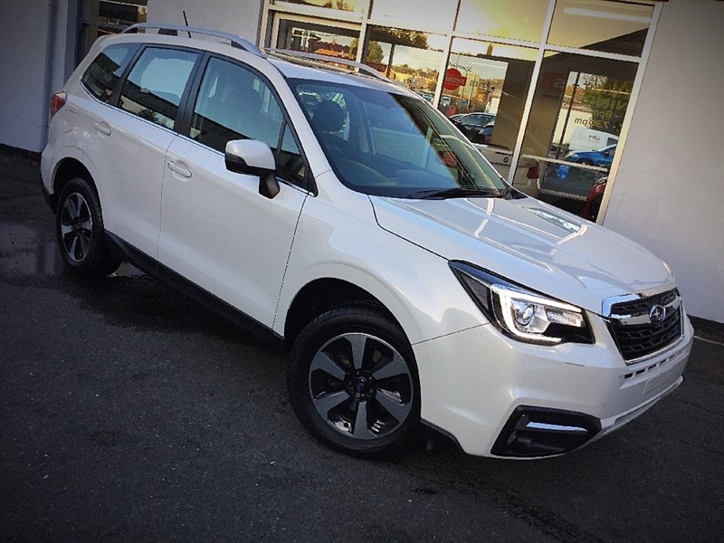 used Subaru Forester D XC in newtownards-county-down