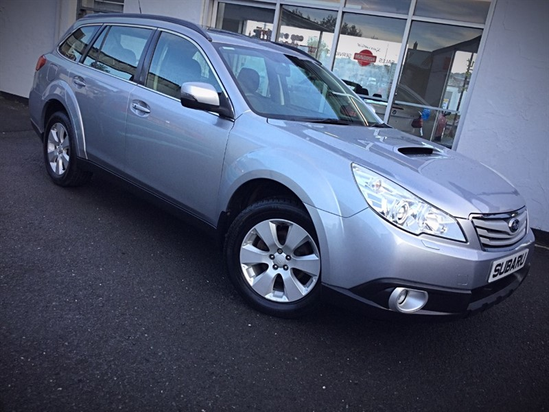 used Subaru Outback D SE NAVPLUS in newtownards-county-down