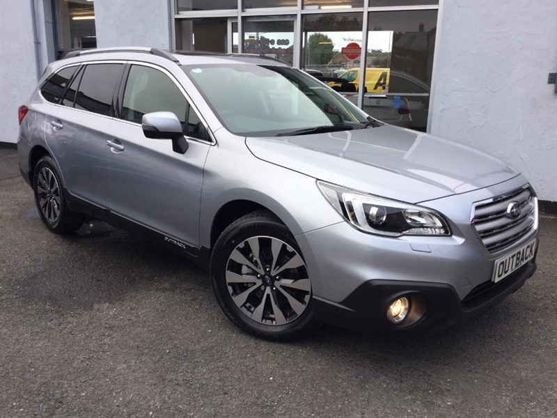 used Subaru Outback D SE PREMIUM in newtownards-county-down