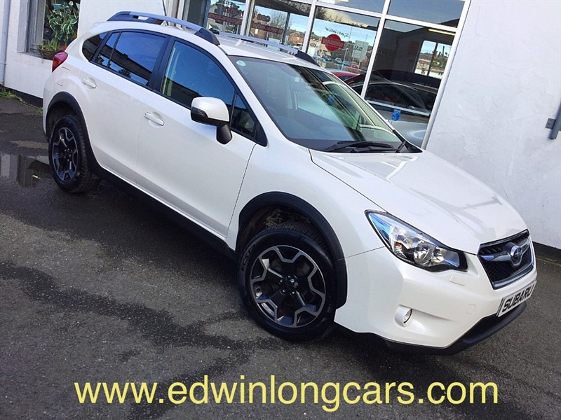 used Subaru XV D SE in newtownards-county-down