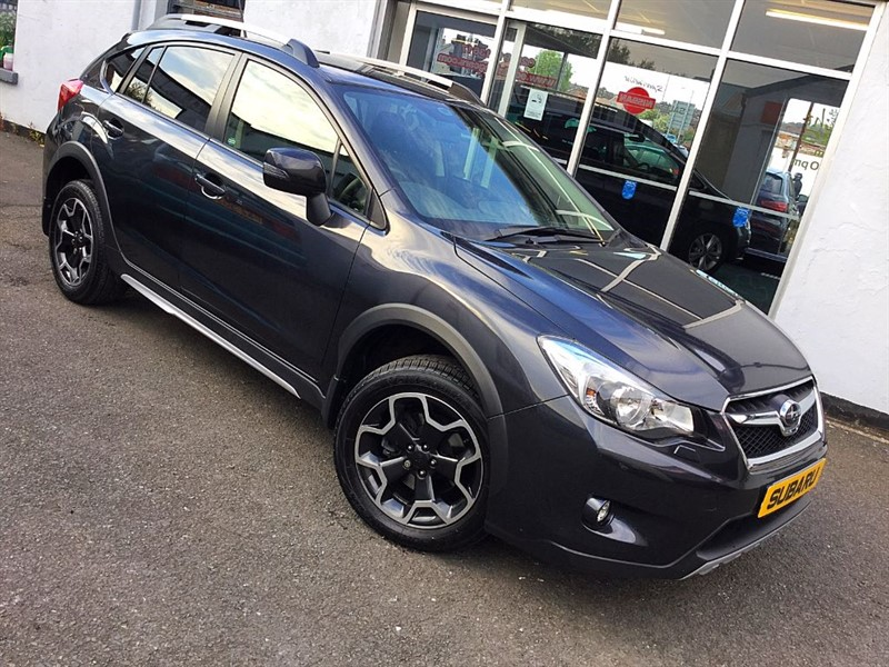 used Subaru XV I SE in newtownards-county-down