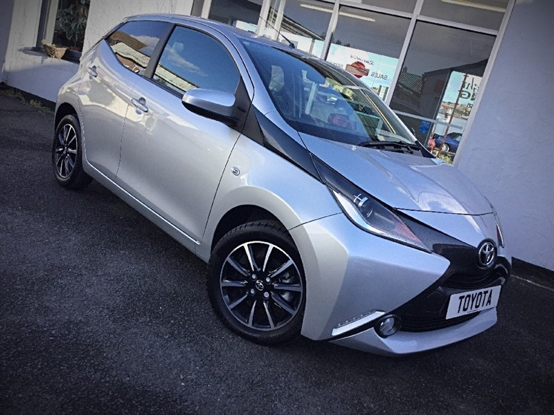 used Toyota Aygo VVT-I X-STYLE in newtownards-county-down