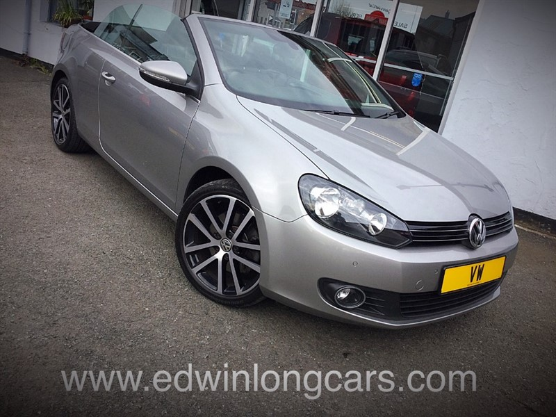 used VW Golf GT TDI BLUEMOTION TECHNOLOGY in newtownards-county-down