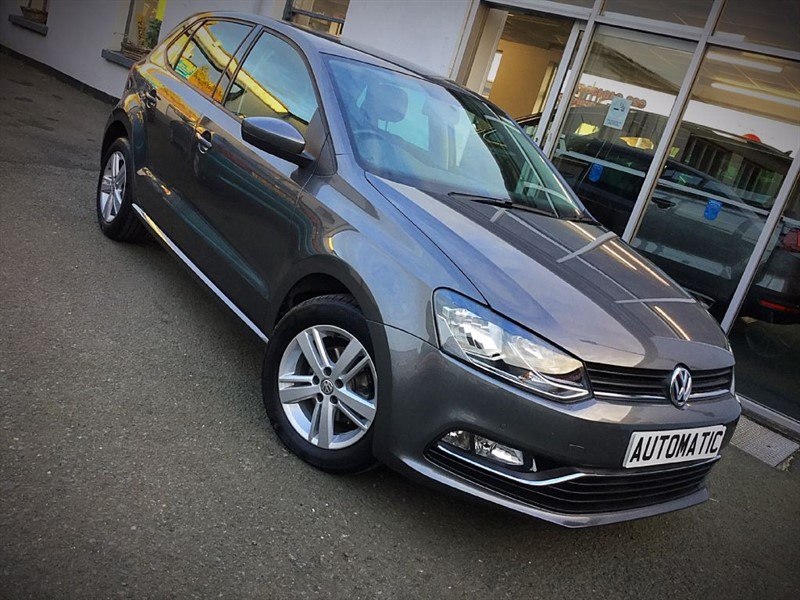 used VW Polo MATCH TSI DSG in newtownards-county-down