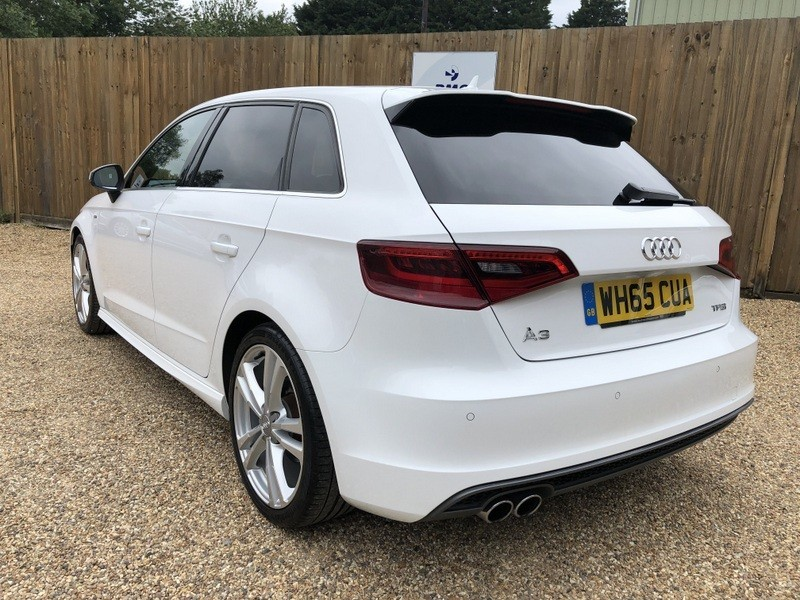 Used IBIS WHITE Audi A3 for Sale | Hertfordshire