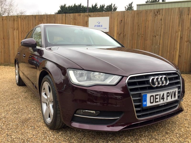 used Audi A3 1.6TDI SPORT SAT/NAV-BLUTOOTH-ONE OWNER in welwyn-hertfordshire