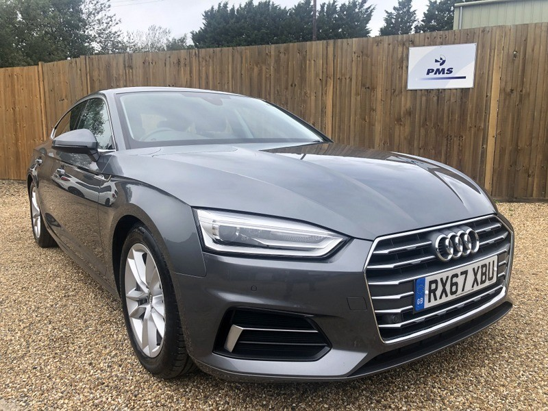 used Audi A5 SPORTBACK TDI ULTRA SPORT ONE OWNER ELECTRIC HEATED FRONT SEATS in welwyn-hertfordshire