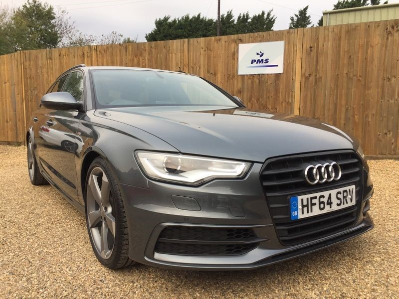 used Audi A6 Avant 2.0TDI ULTRA BLACK EDITION SAT/NAV-**OVER £5000 OF OPTIONS** in welwyn-hertfordshire