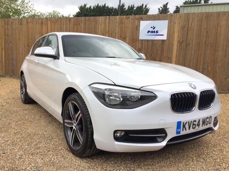 used BMW 116d SPORT SAT/NAV-BLUETOOTH in welwyn-hertfordshire
